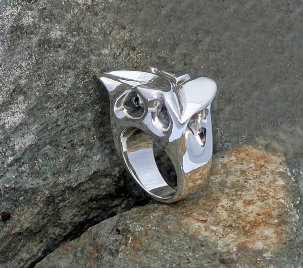 Chunky Oversize Statement Ring