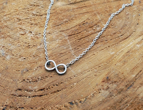 Infinity Symbol Necklace Infinity Necklace