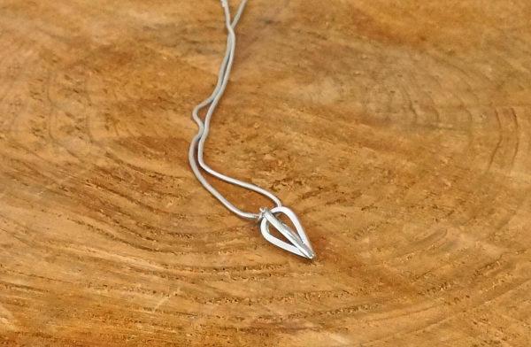 Teardrop Layering Necklace