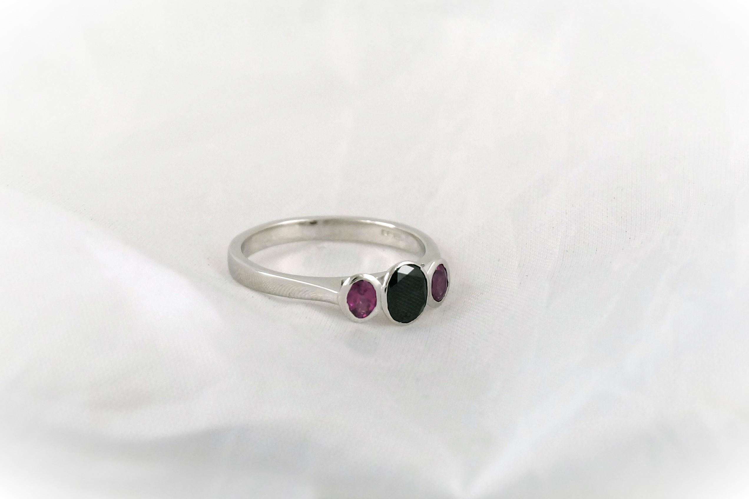 Park Road Jewellery Bespoke Engagement ring